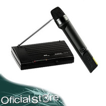 Microfono Dinamico Inalambrico De Mano Skp Vhf655 1 Canal