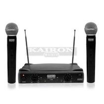 Set Microfonos Inalambricos Proco Vhf509 Dv2 Vhf
