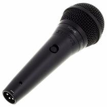 Shure Pga58 Xlr Micrófono Dinámico Cardiode Para Voces-coros