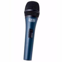 Microfono Moon M840 Con Cable Y Funda - Karaoke La Roca