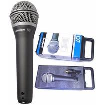 Samson Q7 Microfono Para Voces Hendrix Music