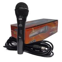 Microfono Moon Linea M Audio Pro Dinamico Cable Karaoke
