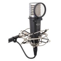 Microfono Samson Mtr201a Condensador Cardiode C/pop Montura