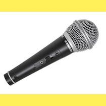 Samson R21s Premium Mic Profesional, Clip Y Cable