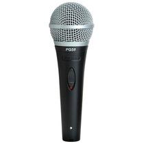 Shure Microfono Dinamico Pg58-xlr