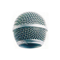 Bocha Repuesto Para Microfonos Sm58 Malla Metalica - Envios