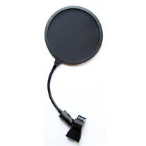 Tornado Mws-j056 Pop Filter Flexible Con Clip Tipo Pinza