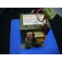 Transformador Microonda Secundario Quemado Para Experimentos