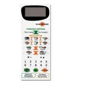 Frente Membrana Teclado Microonda Md 147-4880