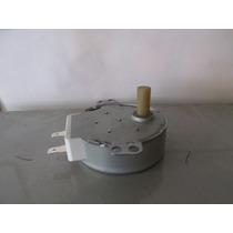 Motor Giraplato Microondas 220v Todos Los Repuestos