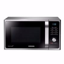 Microondas Samsung - 23 Lts - 800w - Digital Grill - Silver