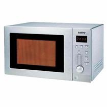 Microondas Sanyo 28 Litros Con Grill Emgx2814 900 Watts