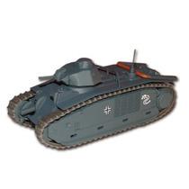 Pz.kpfw B2 Panzer Abteilung - Blindados De Combate Altaya