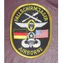 Parche Paracaidistas Alemania/u.s.a. (fallschimjäger)
