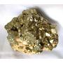 Hermosa Piedra Mineral De Pirita U Oropel - No Envío