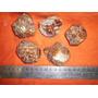 Granate Cristales En Grupo