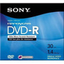 Disco Mini-dvd -r Para Sony O Tdk Handycam 30 Minutos 1.4gb