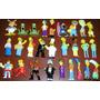 Coleccion Completa De 27 Muñequitos Jack Simpsons 2010