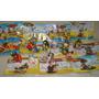Coleccion Completa De Mision Topos 2 Kinder Año 2008