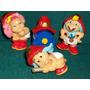 Kinder Bomberos Coleccion Muñeco Muñequitos Huevo Figura