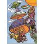 Kinder Rompecabezas K01 111 Con Cartina Original