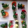 Coleccion Huevo Kinder Tortugas Completa