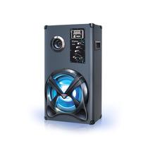 Parlante Caja Acustica 50 Watts Rms Bluetooth Usb Sd C/luz