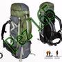 Mochila Tb167-65 Waterdog 65 Litros Trekking Montaña