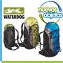 Mochila 70l Waterdog Espaldar Extra Confort Alpinism Camping