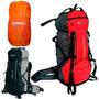 Mochila Mochilero Nexxt Explorer Pro 55+15lt Camping Palermo