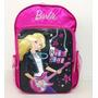 Mochila De Espalda Barbie Con Licencia Original 16