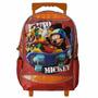 Mochila Carrito Mickey Pluto Disney Junior Original 15