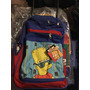 Mochila Escolar- Bart Simpson -original