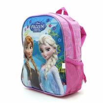 Mochila Espalda Disney Frozen 12p Original - Mundo Team