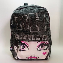 Mochila Monster High 16 Pulgadas Dm415
