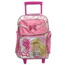 Mochila De Carrito Barbie Con Licencia Original 18