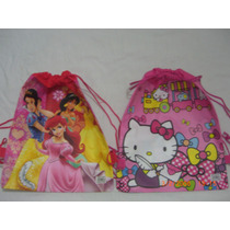 Mochila Souvenir Toystory Spider Kitty Frozen Sofia Princesa