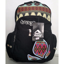 Exclusivas Mochilas Reef Etnic Portanotebook Importadas!!!