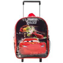 Mochila Escolar P/jardin Carro Chica Cars Modelo 2015 Jiujim