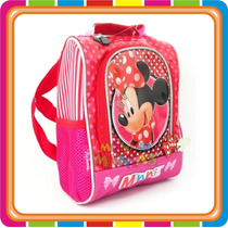 Lunchera Termica Disney Minnie - Original - Mundo Manias