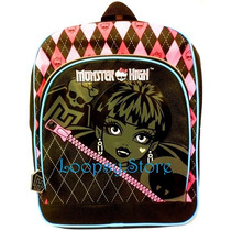 Monster High Morral, Mochila, Bolso - Draculaura - Oferta!!!