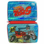 Cartuchera 2 Pisos Hot Wheels Lata Original - Mundo Team