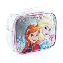 Lunchera Termica Disney Princesas Frozen Elsa Anna - Wabro