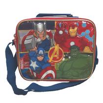 Lunchera Termica Vengadores Avengers Original - Mundo Manias