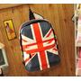 Mochila Bandera Britanica London Londres Bolso British