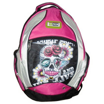 Mochila Sugar Skull (calabera), Mediana 18