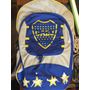 Mochila Escolar Boca Juniors Original