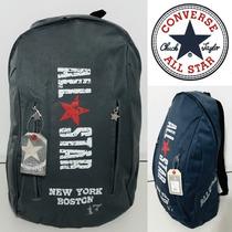 Mochillas Converse All Star Premium Classic!!! Azul Y Negro