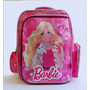 Mochila Rebatible Barbie 16180