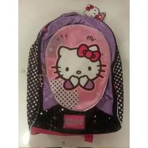 Mochila Hello Kitty De Espalda 17